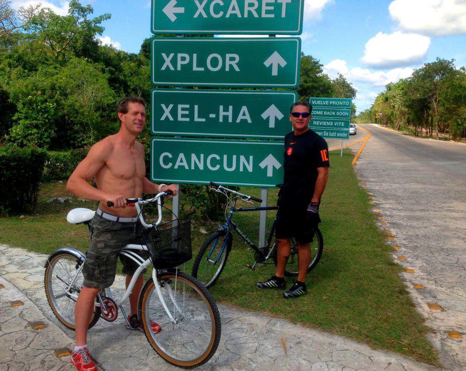 Rent a bike playa
