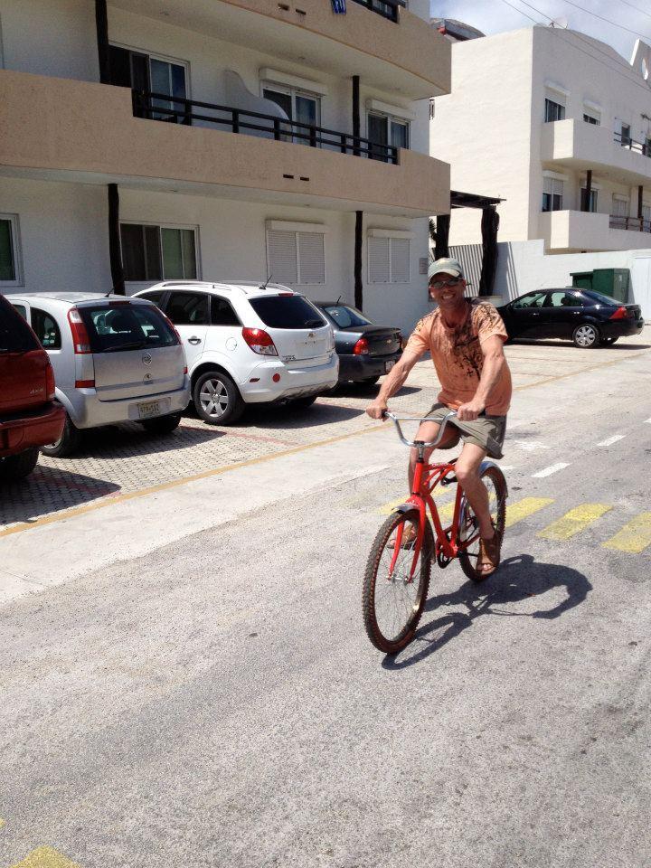 playa del carmen bicycles