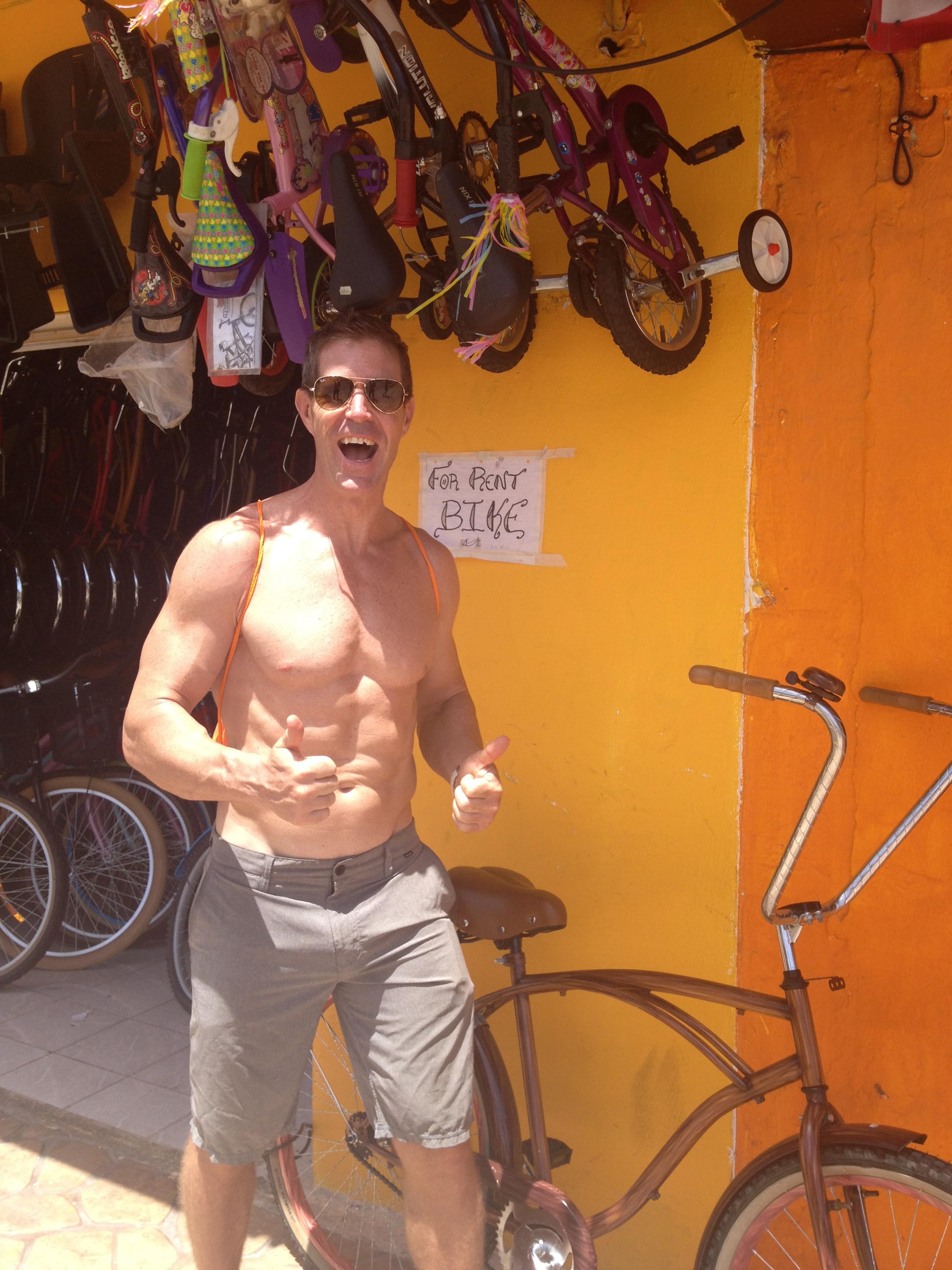 rent your bike playarida.com