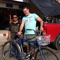 buy a bike!