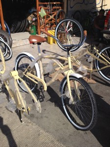 Bikes for sale in Playa Del Carmen