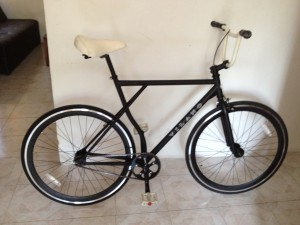 Fixed Gear bikes in playa del carmen