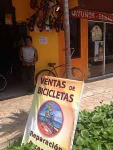 Playa Bike Rentals