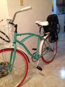 playa del carmen bikes for rent