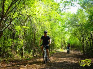 valladolid mountain bike tours