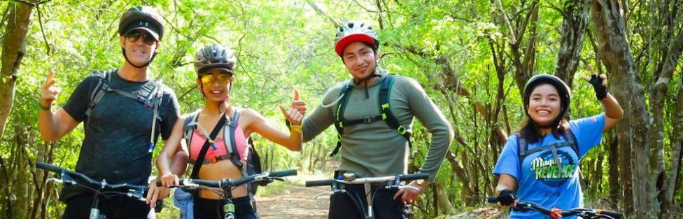 Valladolid Mountain Bike Tour