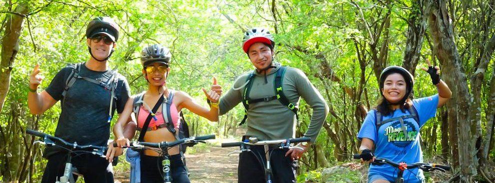 valladolid mountain bike tours