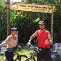playa del carmen mountain biking